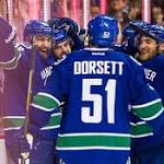 Canucks take care of business with 4-1 win over Leafs