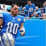 Joseph Fauria: I injured my ankle chasing peeing puppy