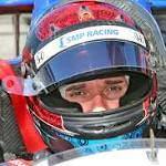 IndyCar Fontana: Aleshin hospitalised after practice crash