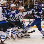 Jets blow golden opportunity in playoff race, lose to Maple Leafs in overtime