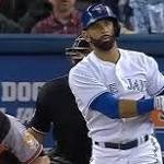 Jose Bautista Can't Stop Clowning The Orioles