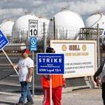United Steel Workers Call Strike At Carson Refinery, 8 Others Across Country