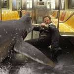 'Sharknado 2': Just when you thought it was safe to go to Times Square �