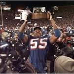 Willie McGinest elected into Patriots Hall of Fame
