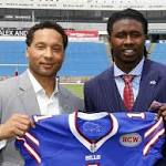 Bills GM Whaley takes all-in rebuilding approach