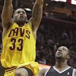 NBA roundup: Cavaliers crush Nets 114-85