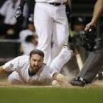 Carlos Sanchez walk-off double in 10th lifts White Sox to sixth straight victory