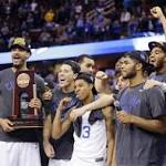 The difficulty in asking whether this Kentucky team is the best team ever