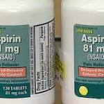 Prolonged aspirin use tied to reduced colon cancer risk