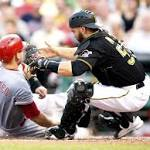 Snider mops up in Pirates' 11-4 loss to Reds