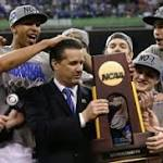 #1 Kentucky Wildcats: College Basketball 111 in 111