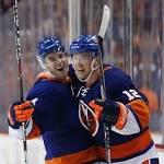Bailey's OT goal lifts Islanders past Ducks 3-2 (Oct 17, 2016)