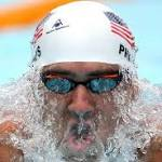 Ledecky Sets Another WR; Phelps Beaten by Hagino