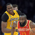 Dwight Howard + Houston Rockets = Elite Defense?