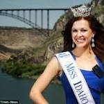 Miss Idaho Sierra Sandison Wears Insulin Pump With Bikini During Pageant ...