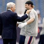 Robert Kraft Reacts To The Departure Of Welker