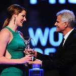 Missy Franklin Caps Incredible Month With Laureus World Sportswoman of the ...