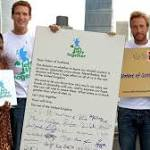 Say no to independence, stars urge