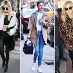 Get Street-Style Inspiration from Kendall Jenner, Miranda Kerr and More Shopping-Savvy Stars