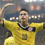 4-3-3 or 4-2-3-1? How Real Madrid could line up with James Rodriguez