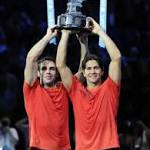 Fernando Verdasco and David Marerro Win Barclays World Tour Doubles Final