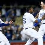 San Francisco Giants (66-81) at Los Angeles Dodgers (86-60), 10:10 p.m. (ET)