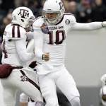 Bowl roundup: Texas A&M tops WVU in Liberty Bowl