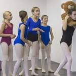 Young Pointe-Claire dancer takes on trio of challenges in Nutcracker production