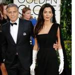 George Clooney's smart wife