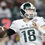 The Raiders follow Wolf model by drafting Connor Cook to back up Carr