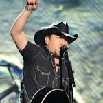 Jason Aldean takes Countdown's Artist of the Year