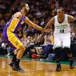 Celtics give Rondo the keys; overlook the early sputter