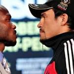 Bradley tops Marquez by split decision to retain title