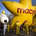 Macy's Holiday Parade in downtown Portland: Floats, bands, dancers, horses to ...