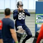 """Seahawks QB Russell Wilson """"Focused On Football"""" Amidst Ongoing Contract ..."""
