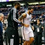 After two injury-plagued seasons, Nets' Deron Williams says he's healthy