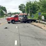 1 pedestrian killed, 1 seriously injured in Oxford crash