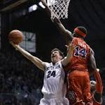No. 23 Butler uses emotions to put away St. John's 78-58