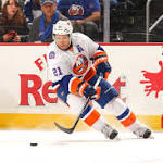 Nick Leddy back in lineup for Isles' stretch drive