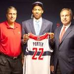 Wizards trade pick, leave empty-handed at draft