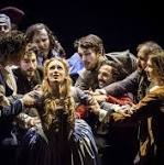 London critics fall for 'Shakespeare in Love'