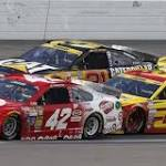 Nascar's new standout: Kyle Larson on fast track to living up to can't-miss ...