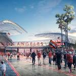 Council approves plans for LAFC stadium