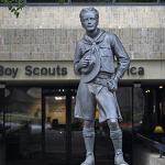 Boy Scouts await results of survey on gay ban