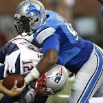 Lions Turn up Heat on Brady, Pats in 40-9 Drubbing