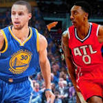Warriors blow out Nuggets for 16th straight home win