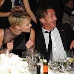 Sean Penn and Charlize Theron look like a couple at gala