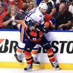 Islanders outlast Panthers in 2OT for 3-2 lead