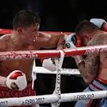 Golovkin extends KO streak to 19 with stoppage of Murray