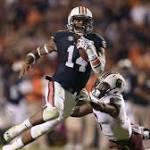 No. 5 Auburn survives scare from South Carolina